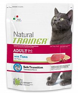 Natural Trainer Adult con Tonno Fresco per gatti