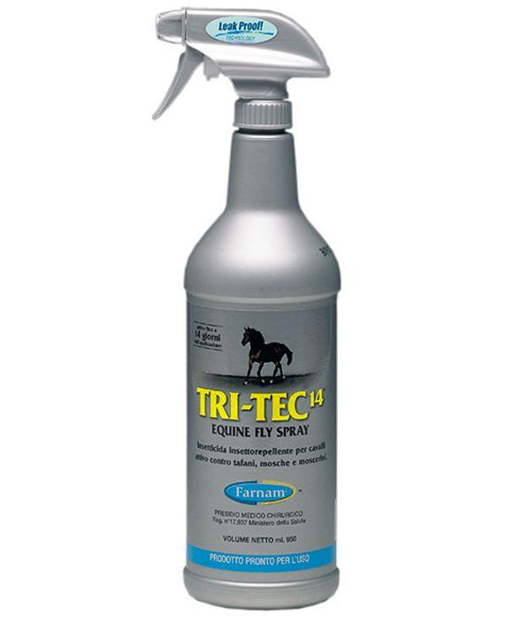 Tri tec 14 insetticida insettorepellente per cavalli for Formiche volanti in casa