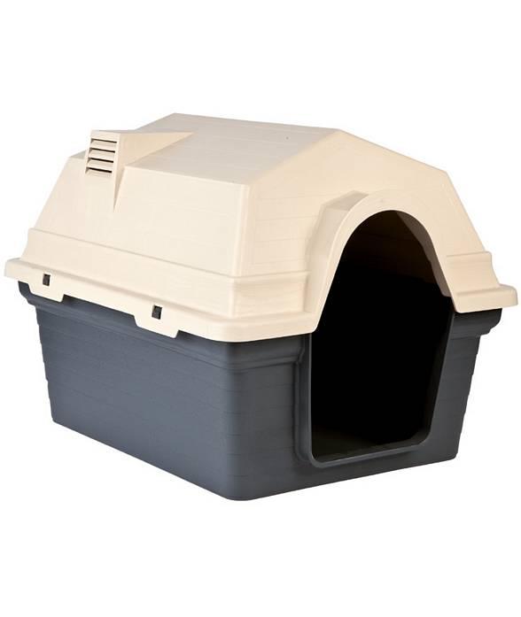 Cuccia rigida vetroresina esterno cane nonsolocavallo for Cuccia in vetroresina