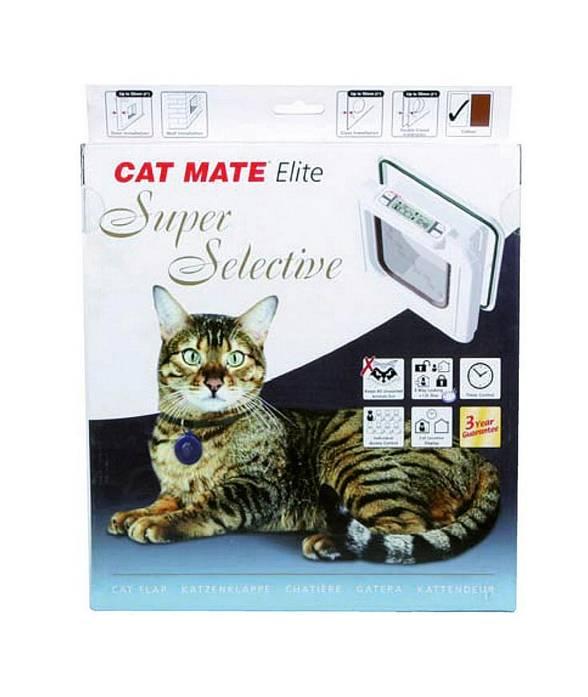 Porta basculante super elite gatti cani nonsolocavallo - Porta per gatti ...