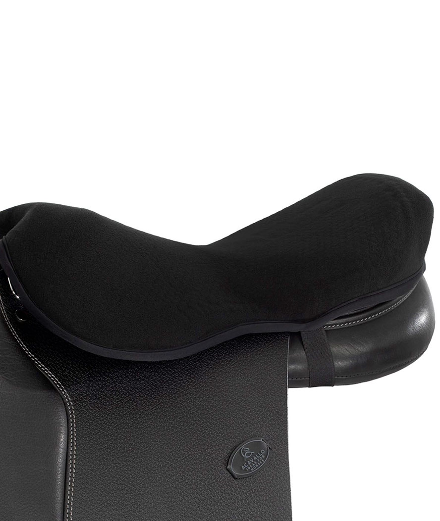 Seat cover for English saddle in active gel and lycra A Cavallo