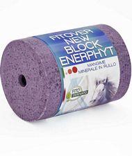 FITOVER NEW BLOCK ENERPHYT sale per cavalli trattamento parassiti intestinali strongili 725 g