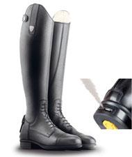 PROMOZIONE Stivali da Equitazione Tattini modello Breton in pelle bottalata