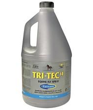 TRI-TEC 14 insetticida insettorepellente per cavalli contro tafani mosche e insetti volanti 3,8 litri formato convenienza