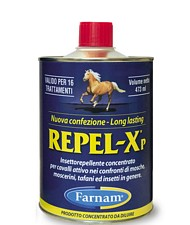 PROMOZIONE Repel-X insettorepellente per cavalli concentrato da diluire super efficace 473 ml