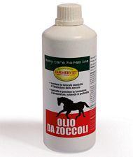 OLIO PER ZOCCOLI mantiene lo zoccolo elastico e previene la formazione di screpolature 500 ml