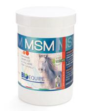 PROMOZIONE MSM puro per cavalli coaudiuvante in caso di problemi osteo articolari e muscolari 1 kg