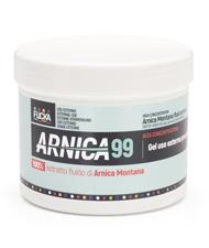 Gel Arnica montana 99 per cavalli alta concentrazione 500 ml