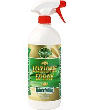 Repellente per cavalli contro gli insetti volanti liquido naturale, soluzione profumata