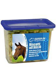 Equi Snack biscotti per cavalli all'aglio formato richiudibile 700 g