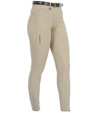 Pantaloni aderenti da donna Sophia in tessuto elasticizzato anatomico e caviglia in lycra