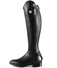 PROMOZIONE Stivali da Equitazione Tattini modello Terranova MISURA 39 NERO POLPACCIO XS