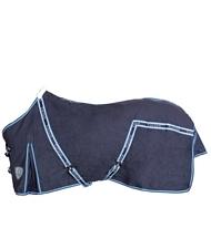 Coperta Tattini in canapa con cinghie sottopancia ad incrocio ideale per la stagione estiva
