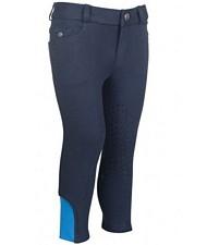 ce045ec28c new Pantaloni Royal medio peso equitazione bambini con silicone al ginocchio