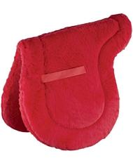 Sottosella sagomata in lana sintetica a forma di sella Manifatture Burioni