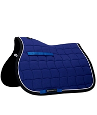 Sottosella Equestro in cotone sagomato con passamaneria Trim Collection