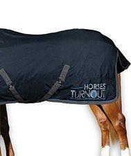 coperta paddock impermeabile copricollo antistrappo - nonsolocavallo