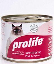 Prolife Lattine Nonsolocavallo Cibo E Accessori Per Gatti
